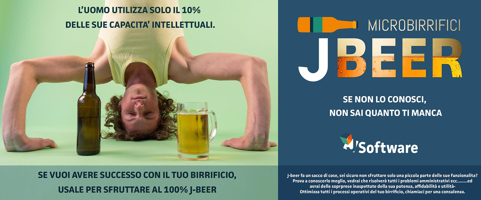 J-Beer - software gestionale per il birrificio