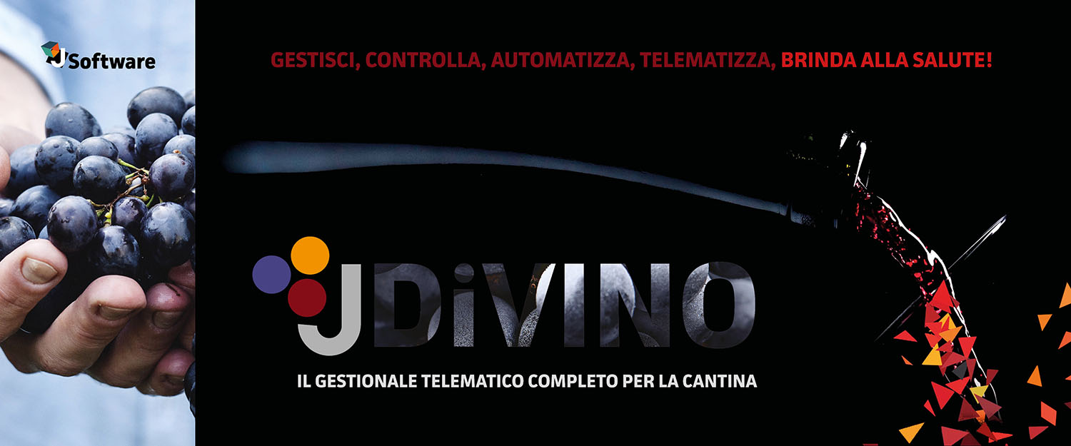 J-DiVino_J-Software_Cantina_gestionale telematico